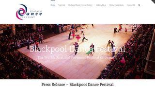 blackpooldancefestival.com