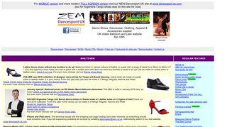 dancesport.uk.com